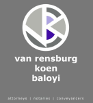 Van Rensburg Koen Baloyi