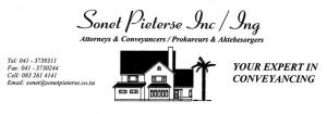 Sonet Pieterse Inc