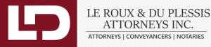 Le Roux Du Plessis Inc