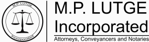 M P Lutge Incorporated