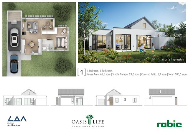 Image Number 1 for Oasis Life, Clara Anna Fontein