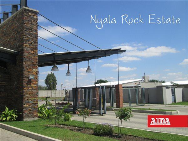 Nyala Rock Estate In Waterval East Rustenburg Private