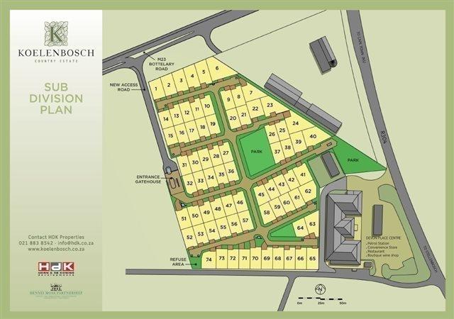 Image Number 1 for Koelenbosch Country Estate