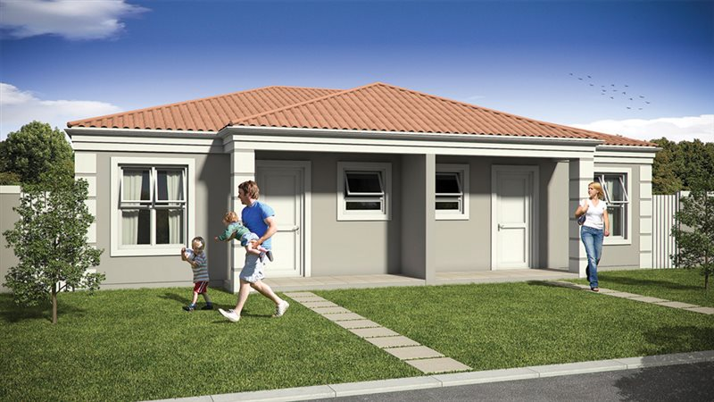 Low income house plans south africa for Cheap house plans for sale
