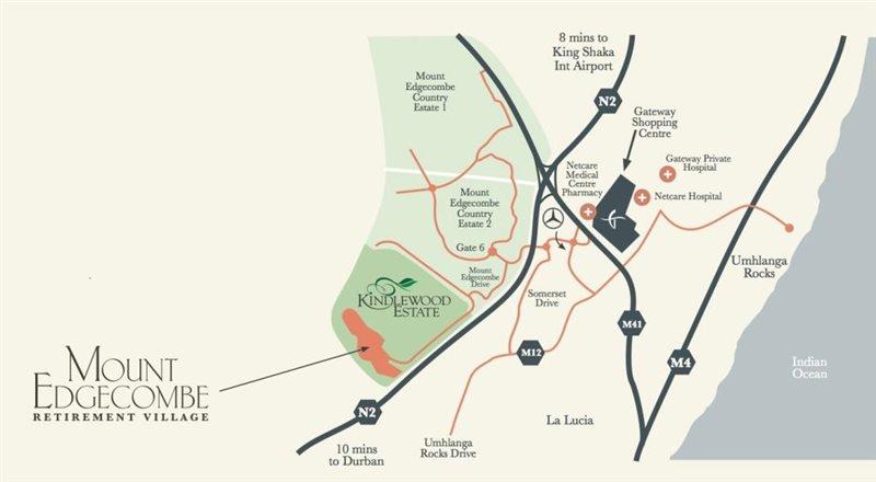 Image Number 1 for Mount Edgecombe Retirement Village