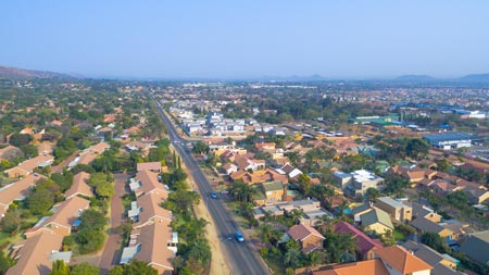 Image of Pretoria Central and Old East