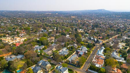 Image of Rosebank and Parktown