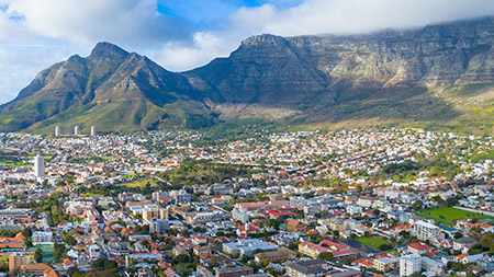 Image of Cape Town City Bowl