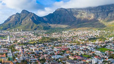 Image of Cape Town City Bowl