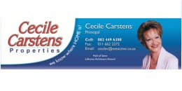 Cecile Carstens Properties