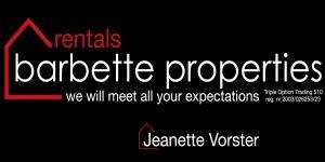 Barbette Properties
