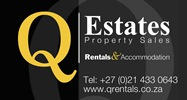 Q Rentals, Q-Estates, Sea Point