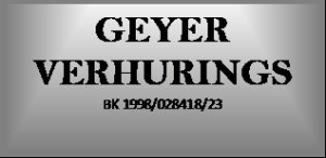 Geyer Verhurings