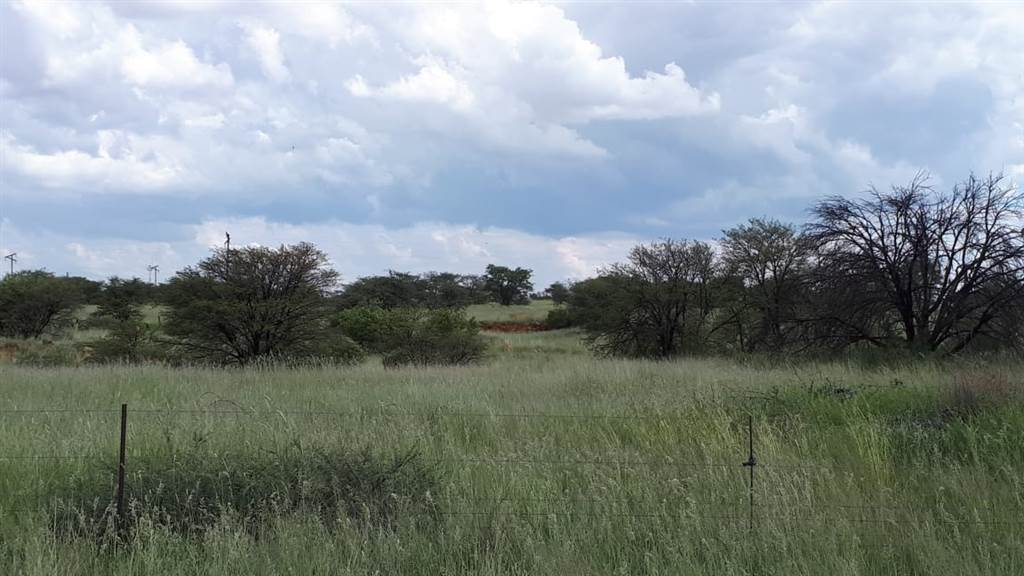 259 ha Farm in Hoopstad