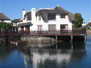 4 Bed House in St Francis Bay Canals